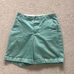Men's polo shorts